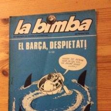 Coleccionismo deportivo: LA BIMBA SETMANARI ESPORTIU EL BARÇA DESPIETAT FUTBOL BARCELONA DEPORTES. Lote 146180486