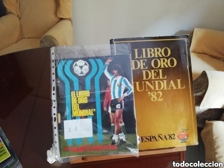 Coleccionismo deportivo: Colección Mundiales y Eurocopas. completa histórica. 1930 a 2018 - Foto 3 - 147545980