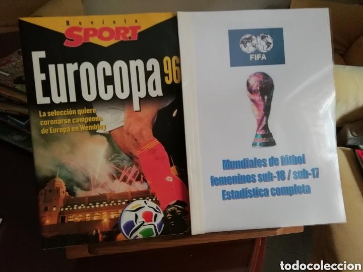 Coleccionismo deportivo: Colección Mundiales y Eurocopas. completa histórica. 1930 a 2018 - Foto 2 - 147545980