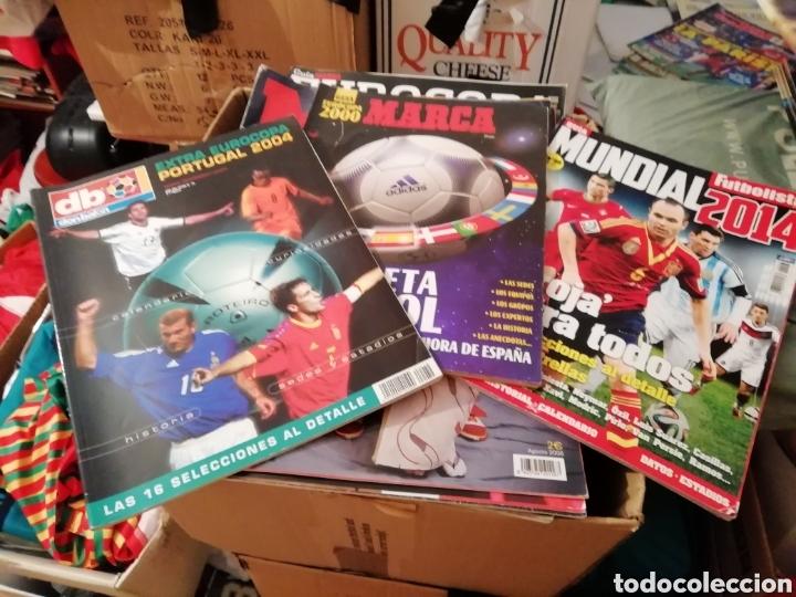 Coleccionismo deportivo: Colección Mundiales y Eurocopas. completa histórica. 1930 a 2018 - Foto 4 - 147545980