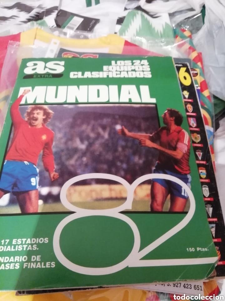 Coleccionismo deportivo: Colección Mundiales y Eurocopas. completa histórica. 1930 a 2018 - Foto 5 - 147545980