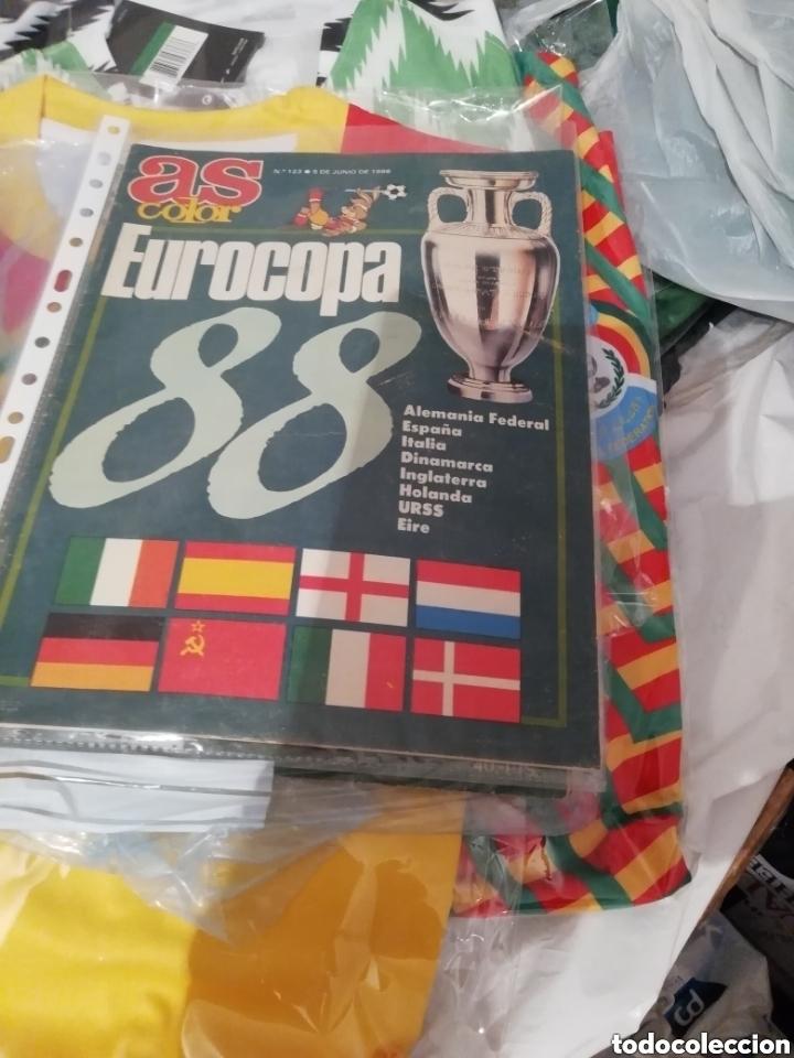 Coleccionismo deportivo: Colección Mundiales y Eurocopas. completa histórica. 1930 a 2018 - Foto 6 - 147545980