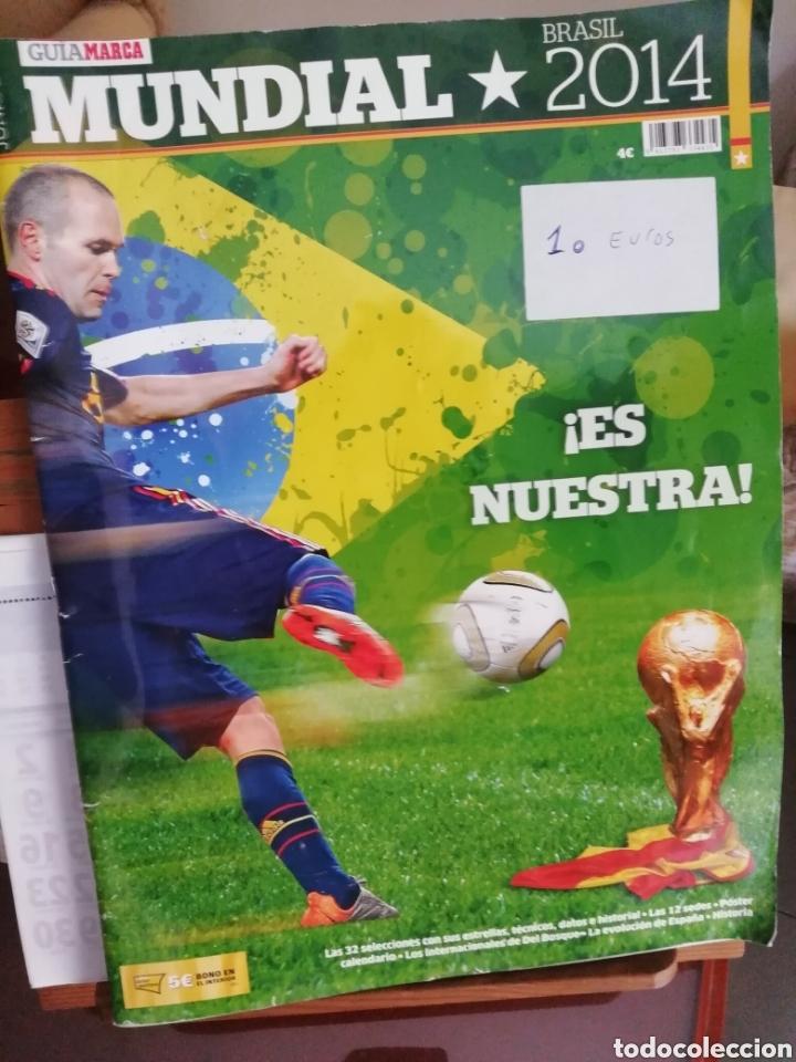 Coleccionismo deportivo: Colección Mundiales y Eurocopas. completa histórica. 1930 a 2018 - Foto 11 - 147545980