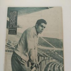 Coleccionismo deportivo: REVISTA DEPORTIVA DICEN, 15 DE JULIO DE 1960, OLIVELLA. Lote 147630018