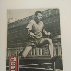 Coleccionismo deportivo: REVISTA DEPORTIVA DICEN, 28 DE DICIEMBRE DE 1957, GRACIA, DEFENSA C.F BARCELONA. Lote 147631110