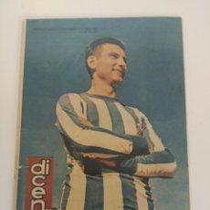 Coleccionismo deportivo: REVISTA DEPORTIVA DICEN, 6 DE JULIO DE 1959, BARTOLI, DEFENSA R.C.D ESPAÑOL. Lote 147631386
