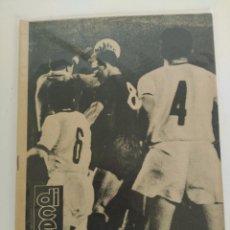 Coleccionismo deportivo: REVISTA DEPORTIVA DICEN, 1 DE JULIO DE 1960, BARCELONA 3, PADOVA 1, KUBALA. Lote 147633110