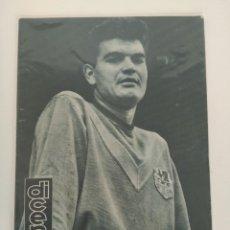 Coleccionismo deportivo: REVISTA DEPORTIVA DICEN, 19 DE ABRIL DE 1958, GENSANA C.F BARCELONA. Lote 147634330