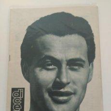 Coleccionismo deportivo: REVISTA DEPORTIVA DICEN, 5 DE ABRIL DE 1948, SZOLNOK. Lote 147634482