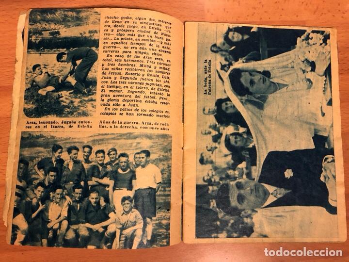 Coleccionismo deportivo: Arza fútbol por bulerías.coleccion idolos del deporte - Foto 2 - 147882424