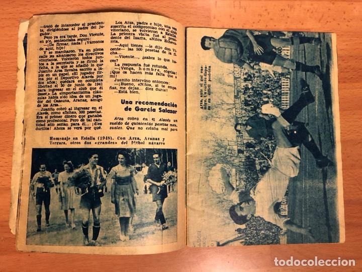 Coleccionismo deportivo: Arza fútbol por bulerías.coleccion idolos del deporte - Foto 4 - 147882424