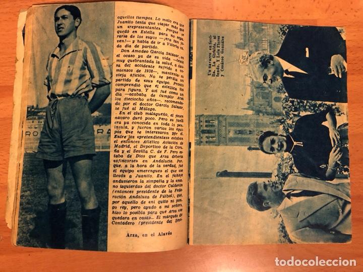 Coleccionismo deportivo: Arza fútbol por bulerías.coleccion idolos del deporte - Foto 5 - 147882424