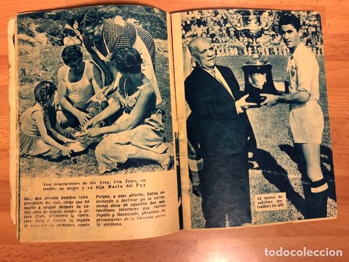Coleccionismo deportivo: Arza fútbol por bulerías.coleccion idolos del deporte - Foto 6 - 147882424