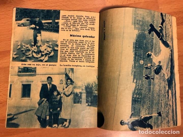 Coleccionismo deportivo: Arza fútbol por bulerías.coleccion idolos del deporte - Foto 8 - 147882424