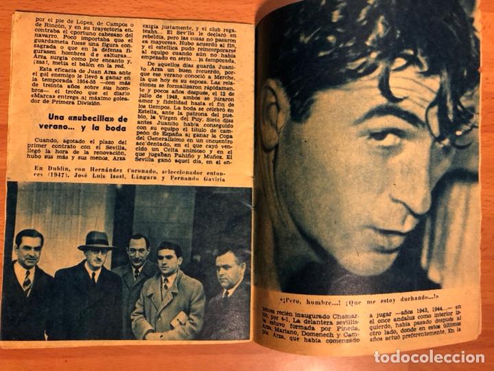 Coleccionismo deportivo: Arza fútbol por bulerías.coleccion idolos del deporte - Foto 10 - 147882424