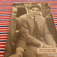 Collectionnisme sportif: FIESTA DEPORTIVA Nº:289(10-4-65) MALLORCA-MESTALLA,PELÉ(SANTOS DE BRASIL). Lote 148723190