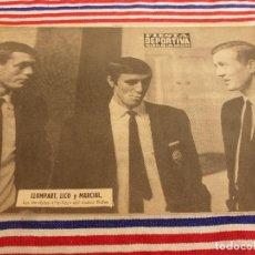 Coleccionismo deportivo: FIESTA DEPORTIVA Nº:336(5-3-66)MALLORCA-ZARAGOZA,PROX.ELCHE-MALLORCA. Lote 148796586