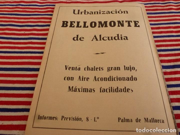 Coleccionismo deportivo: FIESTA DEPORTIVA Nº:340(2-4-66)ESPAÑA MILITAR 1 PORTUGAL MILITAR 0,EUSEBIO(BENFICA) - Foto 7 - 148812070