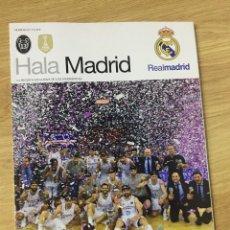Coleccionismo deportivo: REVISTA HALA MADRID Nº 67 JUNIO A AGOSTO 2018 REAL MADRID . Lote 148879530