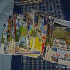 Coleccionismo deportivo: LOTE DE 114 REVISTAS DE RECREMANIA , RECREATIVO DE HUELVA , DESDE 2001 A 2018. Lote 149312466