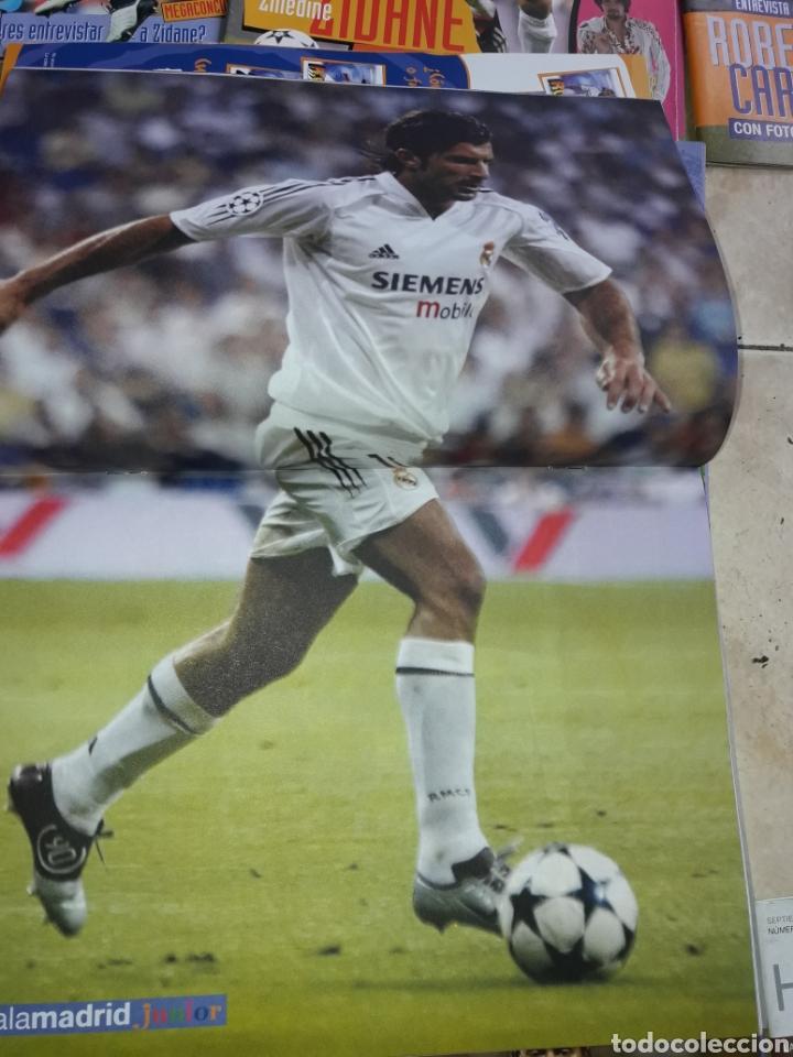 Coleccionismo deportivo: Lote revistas Hala Madrid Junior del 1 al 9 - Foto 16 - 149327544
