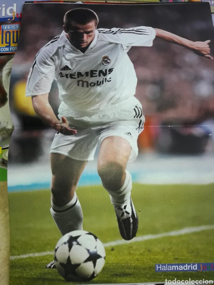 Coleccionismo deportivo: Lote revistas Hala Madrid Junior del 1 al 9 - Foto 17 - 149327544