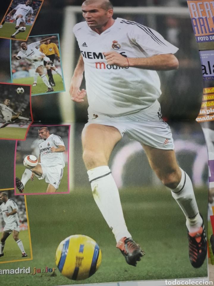 Coleccionismo deportivo: Lote revistas Hala Madrid Junior del 1 al 9 - Foto 18 - 149327544
