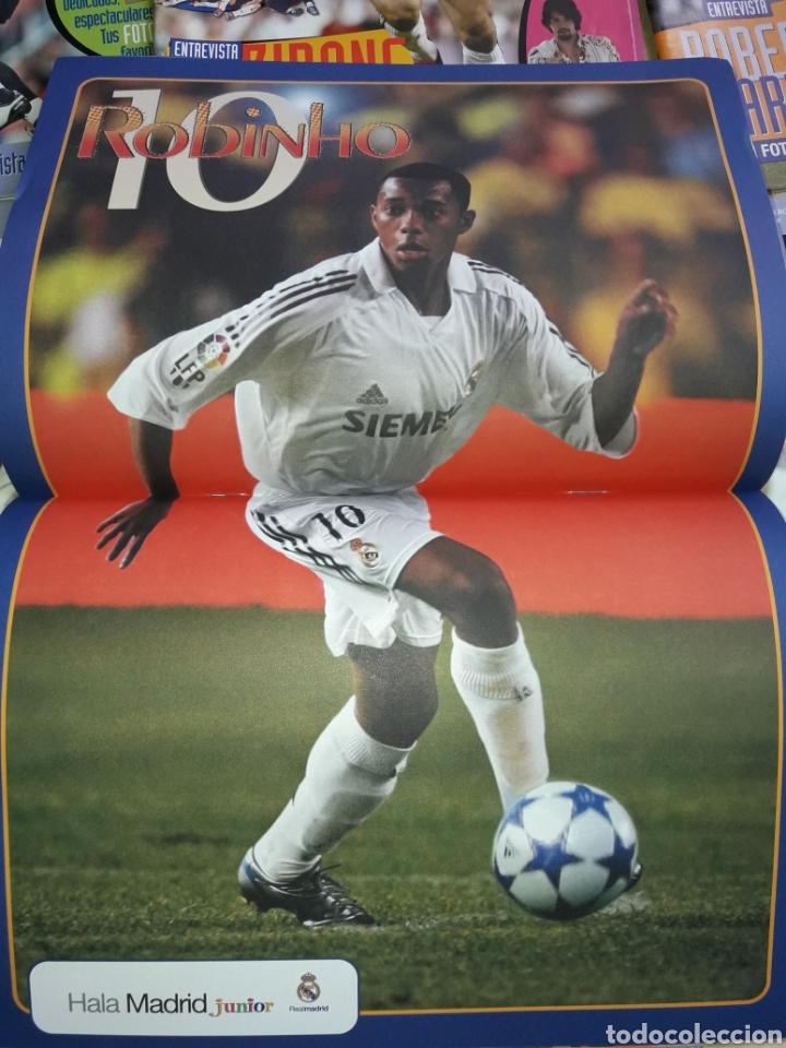 Coleccionismo deportivo: Lote revistas Hala Madrid Junior del 1 al 9 - Foto 19 - 149327544