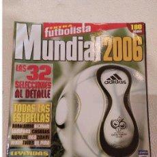 Coleccionismo deportivo: REVISTA FUTBOLISTA. EXTRA MUNDIAL 2006. Lote 149671066