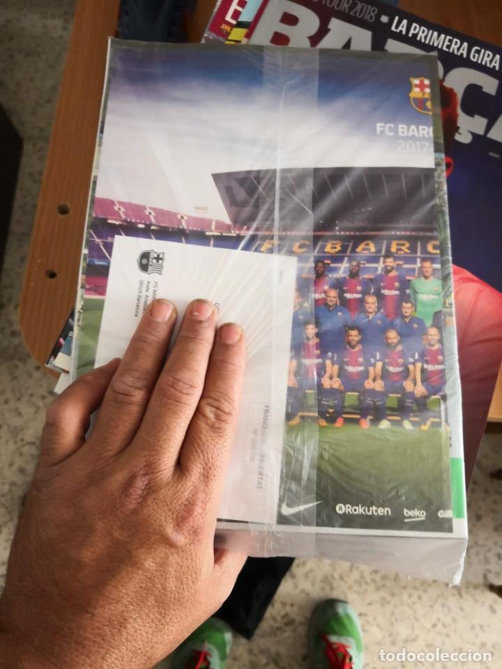Coleccionismo deportivo: REVISTA OFICIAL DEL FC BARCELONA · BARÇA Nº 89· 2017· PER SIEMPRE ANDRÉS INIESTA - Foto 2 - 149827090