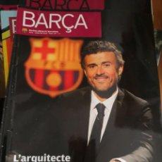 Colecionismo desportivo: REVISTA OFICIAL FC BARCELONA NÚMERO 69 2014 LUÍS ENRIQUE. Lote 149828094