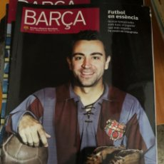 Coleccionismo deportivo: REVISTA OFICIAL FC BARCELONA NÚMERO 62 2013 XAVI . Lote 149828194