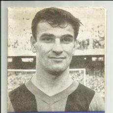 Coleccionismo deportivo: C.F. BARCELONA. REVISTA Nº 187 DE FECHA 30-12-1961 DEDICADA AL JUGADOR KOCSIS. LOTE 0001. Lote 150065478