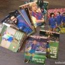 Coleccionismo deportivo: F C BARCELONA ENCICLOPEDIA DIARIO ABC. 46 DE 50 NÚMEROS. BUEN ESTADO.. Lote 151207274