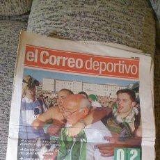 Coleccionismo deportivo: ASCENSO DEL BETIS 2001. Lote 151501001