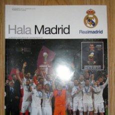 Coleccionismo deportivo: REVISTA HALA MADRID NUMERO 53 REAL CAMPEON FIFA WORLD CUP 2014 MUNDIAL CLUBES. Lote 151538294