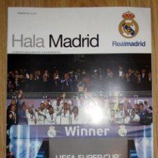 Coleccionismo deportivo: REVISTA HALA MADRID NUMERO 60 REAL CAMPEON UEFA SUPERCUP 2016 SUPERCOPA DE EUROPA. Lote 151539474