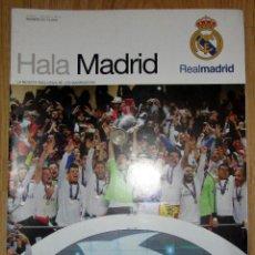 Coleccionismo deportivo: REVISTA HALA MADRID NUMERO 51 REAL CAMPEON UEFA CHAMPIONS LEAGUE 2014 COPA EUROPA DECIMA. Lote 151539822