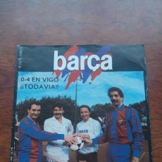 Coleccionismo deportivo: REVISTA BARCELONISTA BARÇA Nº2 1983 QUINI MARADONA. Lote 152439322