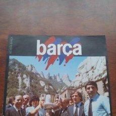 Coleccionismo deportivo: REVISTA BARCELONISTA BARÇA Nº13 FINAL COPA DEL REY F.C.BARCELONA 2 -MADRID 1 ZARAGOZA MARADONA 1983. Lote 152442094