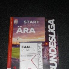 Coleccionismo deportivo: START ARA EXTRA LIGA AUSTRIA 2018/19 18/19. Lote 152659886