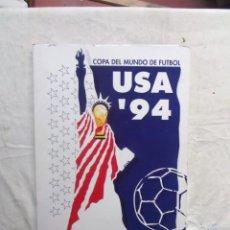 Coleccionismo deportivo: COPA DEL MUNDO DE FUTBOL USA 94. Lote 153115050