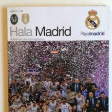 Coleccionismo deportivo: REVISTA HALA MADRID Nº 67 JUNIO A AGOSTO 2018 REAL MADRID. Lote 153569742