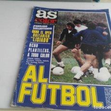 Coleccionismo deportivo: ANTIGUA REVISTA DEPORTIVA AS COLOR Nº 429 . Lote 154097682