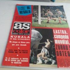 Coleccionismo deportivo: ANTIGUA REVISTA DEPORTIVA AS COLOR Nº 344 . Lote 154102626