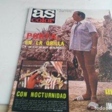 Coleccionismo deportivo: ANTIGUA REVISTA DEPORTIVA AS COLOR Nº 484 . Lote 154105022