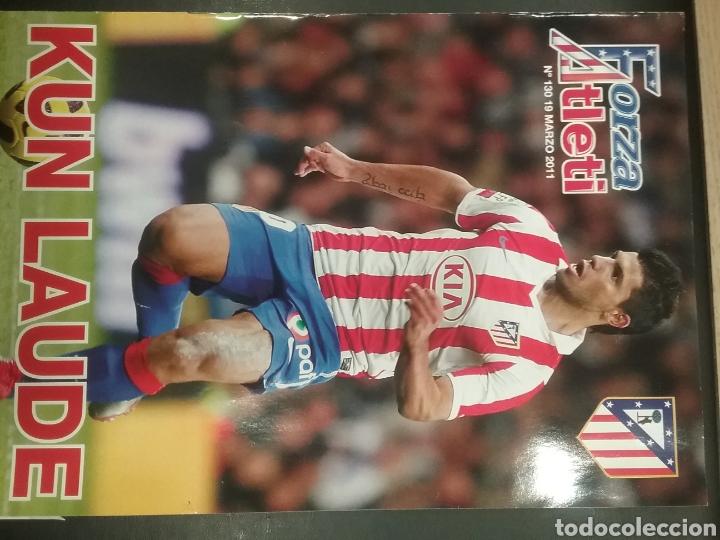 Coleccionismo deportivo: 3 revistas FORZA ATLETI - Foto 2 - 154311017