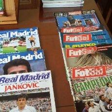 Coleccionismo deportivo: REVISTAS ANTIGUAS REAL MADRID - 1992 HISTORICA - FALLECE JUANITO. Lote 154682890