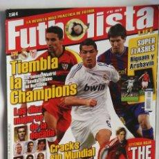 Coleccionismo deportivo: REVISTA FUTBOLISTA N 82. Lote 154761176