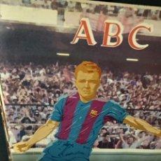 Coleccionismo deportivo: HISTORIA VIVA DEL FC BARCELONA - COMPLETA - 50 FASCICULOS + TAPAS -. Lote 154913926
